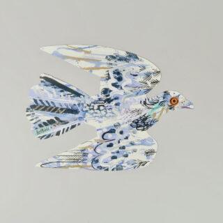 Pigeon Garland by Mark Hearld