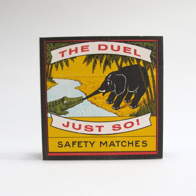 Big Box of Matches - Just So