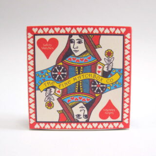 Big Box of Matches - Queen of Hearts