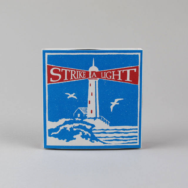 Big Box of Matches - Strike a Light Again