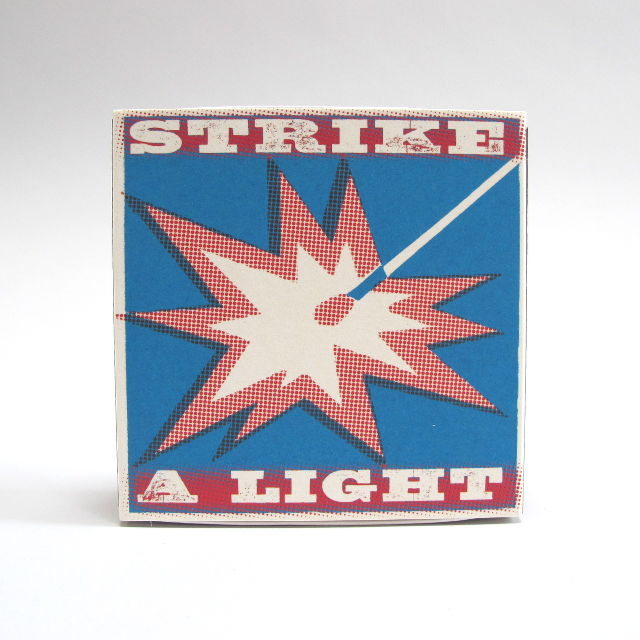Big Box of Matches - Strike a Light