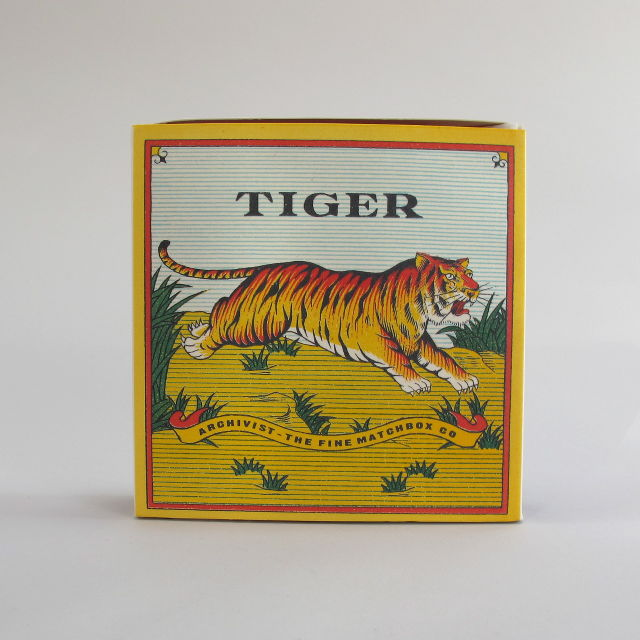 Big Box of Matches - Tiger