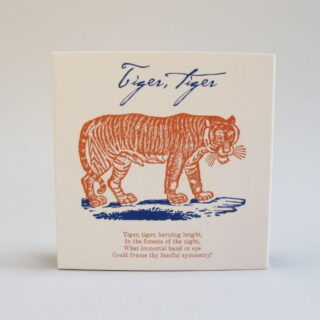 Big Box of Matches - Tiger Tiger