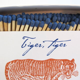 Big Box of Matches - Tiger Tiger