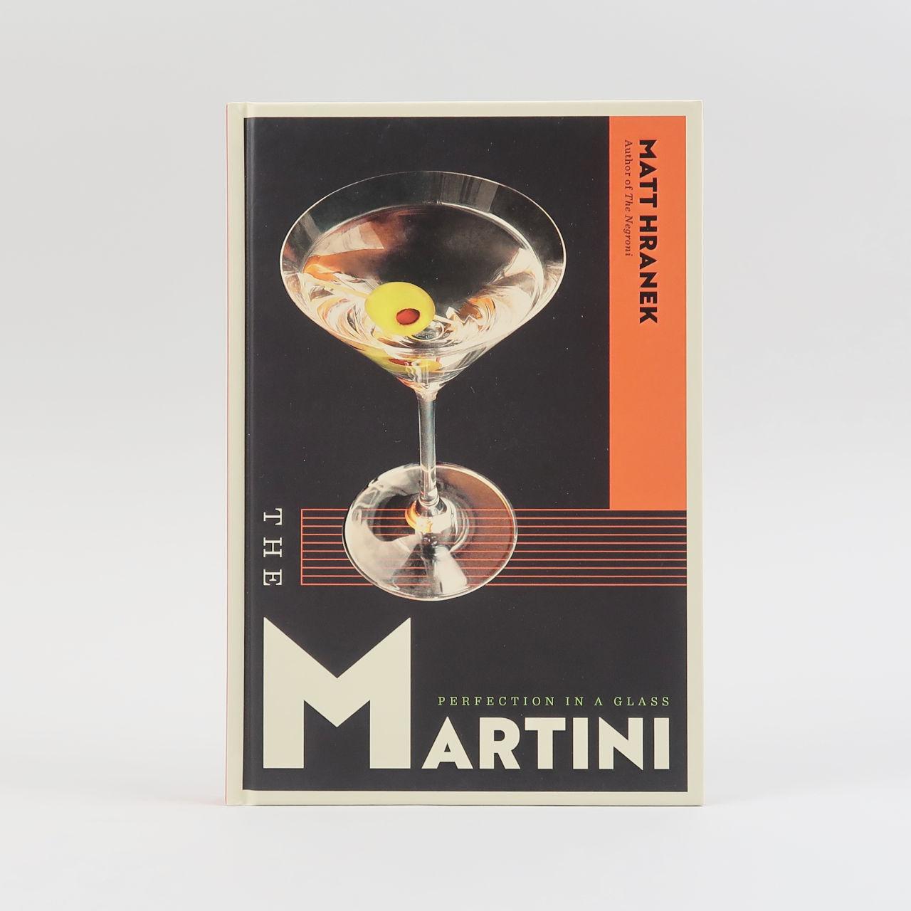 matt hranek martini