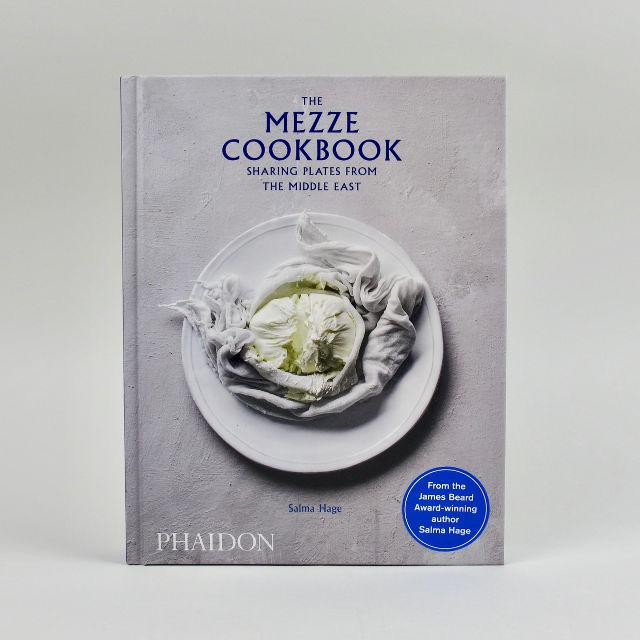 The Mezze Cookbook - Salma Hage
