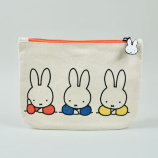 Miffy - Zipped Pouch - Elbows