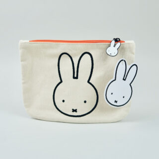 Miffy - Zipped Pouch - Repeat