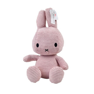 Corduroy Pink Miffy - Large