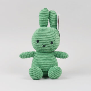Corduroy Spring Green Miffy - Medium