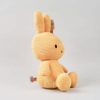 Corduroy Yellow Miffy - Large