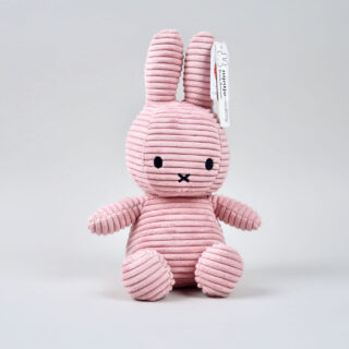 Corduroy Pink Miffy - Medium