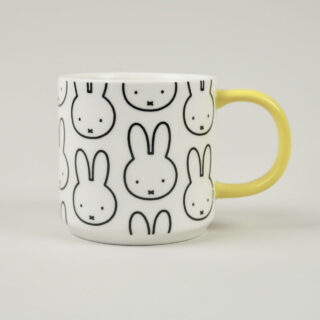 Miffy Mug - Head Repeat