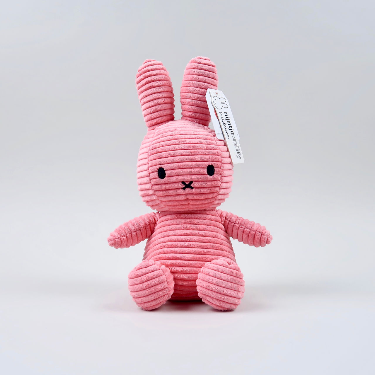 Corduroy Pink Miffy - Medium