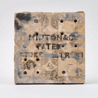Minton & Co Floor Tile