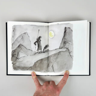 Moonlight Travellers - Will Self & Quentin Blake
