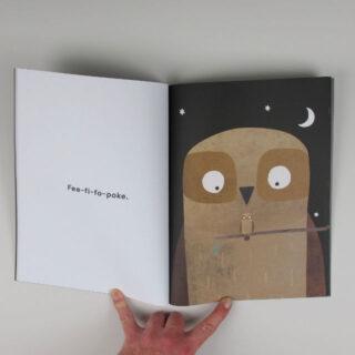 Mopoke - Philip Bunting