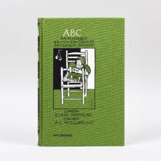 ABC: An Alphabet - Mrs Arthur Gaskin