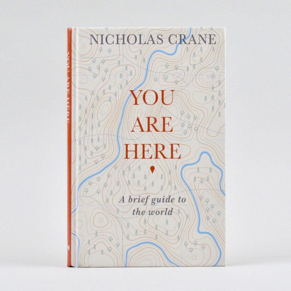 You Are Here - Nicholas Crane