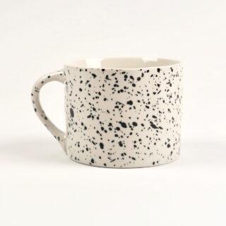 Ama Splatter Mugs - Set of 2 - Short