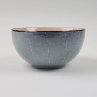 Bao Ceramic Bowl - Dusky Pink