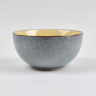 Bao Ceramic Bowl - Mustard