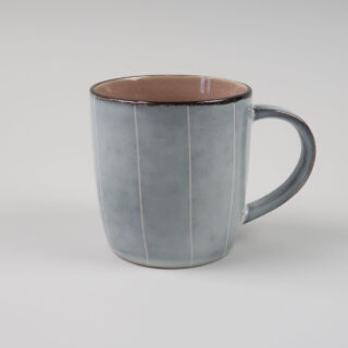 Bao Ceramic Mug - Dusky Pink