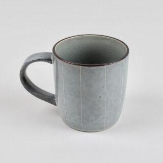 Bao Ceramic Mug - Grey