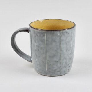 Bao Ceramic Mug - Mustard