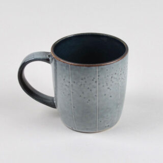 Bao Ceramic Mug - Navy