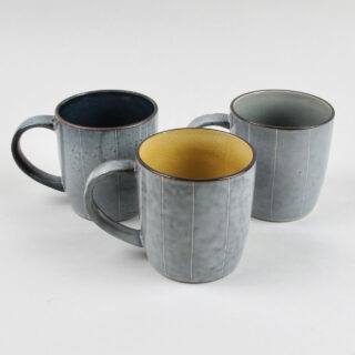 Bao Ceramic Mug - Grey