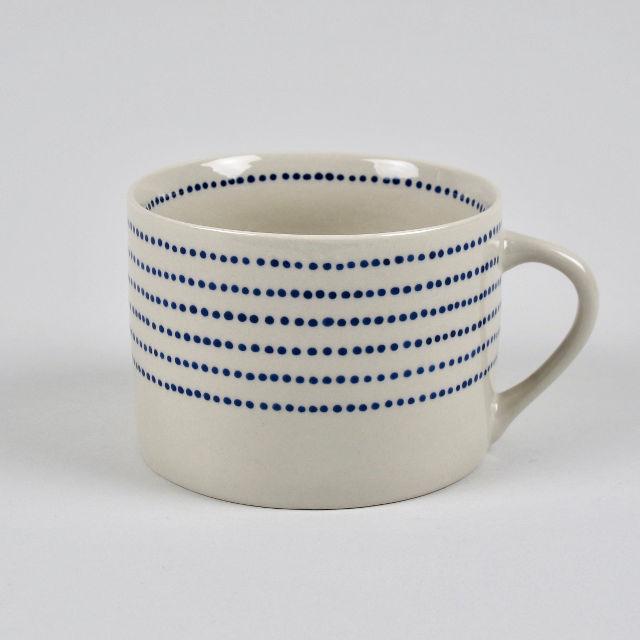 Bria Mug - Indigo