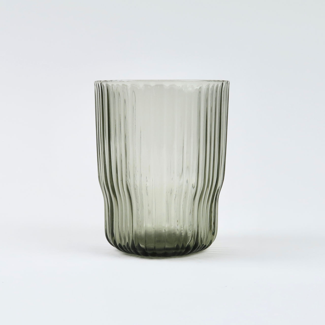 Fali Smoke Glass Tumbler