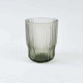 Fali Smoke Glass Tumbler
