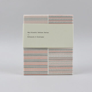 Olivetti Pattern Series - Notecards and Envelopes