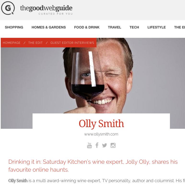 olly smith good web guide 01