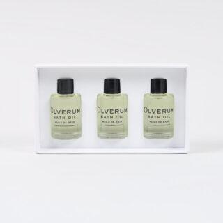 Bath Oil Deluxe Travel Set - 3 x 15ml
