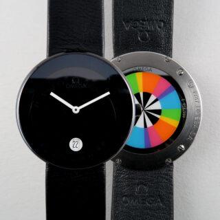 Omega Max Bill Art Watch 954/999 made 1987