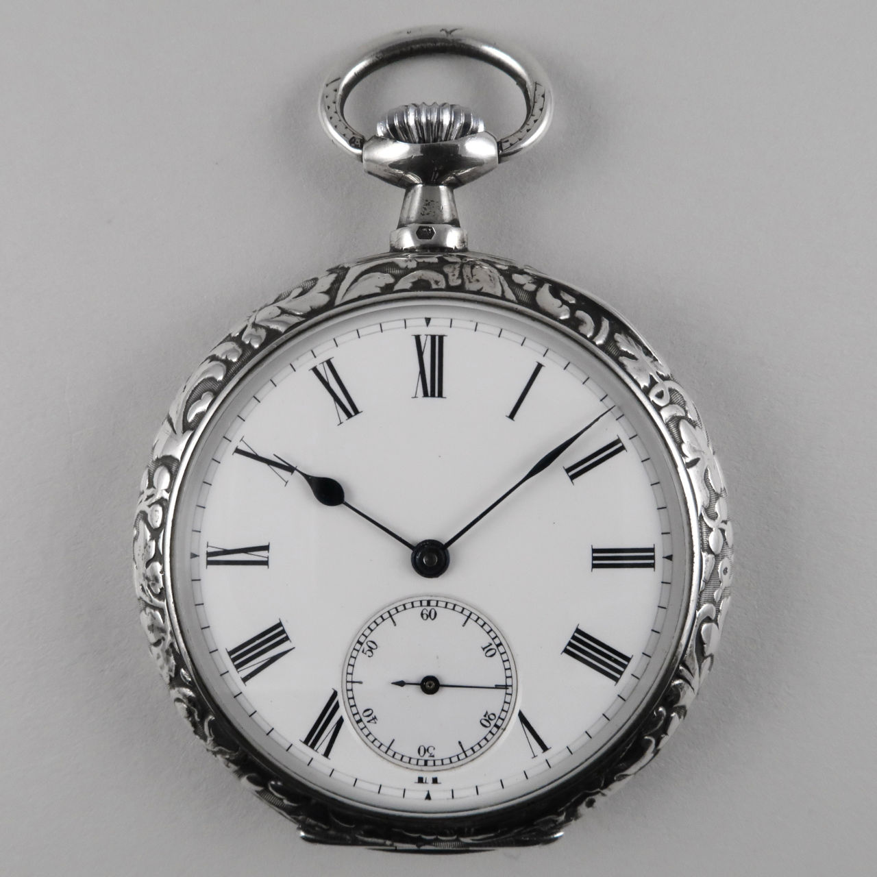 Omega cal. 17''' pocket watch, circa 1898