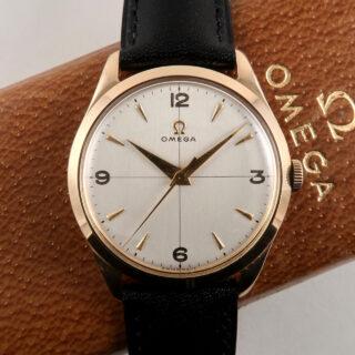 Omega Cal. 283 hallmarked 1952 18ct gold