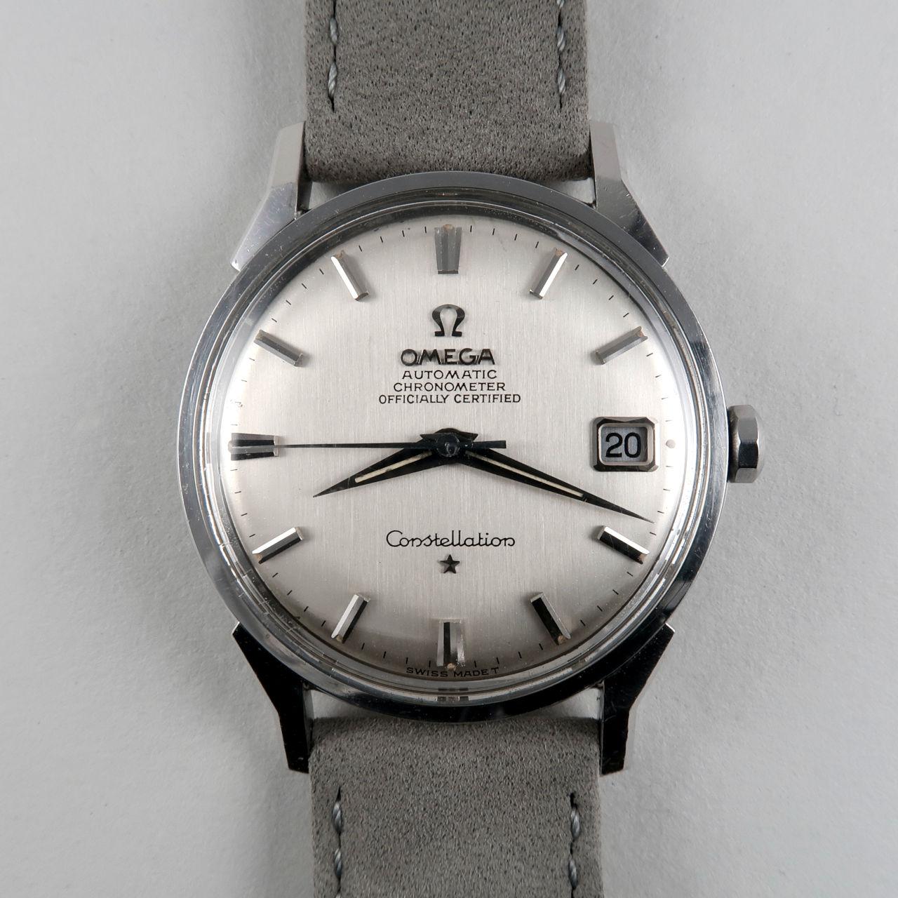 Omega Constellation Ref. 168.005 circa 1967 steel