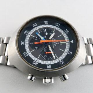 Omega Flightmaster Ref. 145.036 steel vintage chronograph, circa 1973