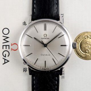 Omega Genève Ref. 131.019 circa 1968