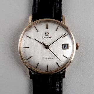 Omega Genève Ref. 131.5016 hallmarked 1973