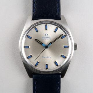 Omega Genève Ref. 165.041 circa 1969 | steel automatic vintage wristwatch