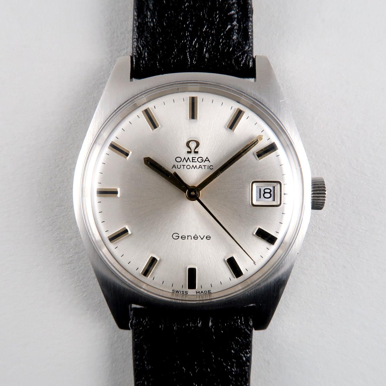 Omega Genève Ref. 166.041 circa 1968
