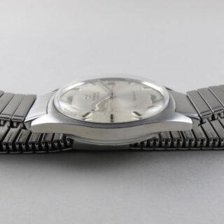 Omega Genève Ref. 166.041 steel vintage wristwatch, circa 1969
