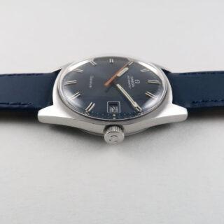 Omega Genève Ref. 166.041 steel vintage wristwatch, sold in 1970