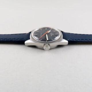 Omega Genève Ref. 535.014 steel vintage lady's wristwatch, circa 1969