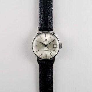 Omega Ladymatic Ref.562.001 steel vintage wristwatch, circa 1962
